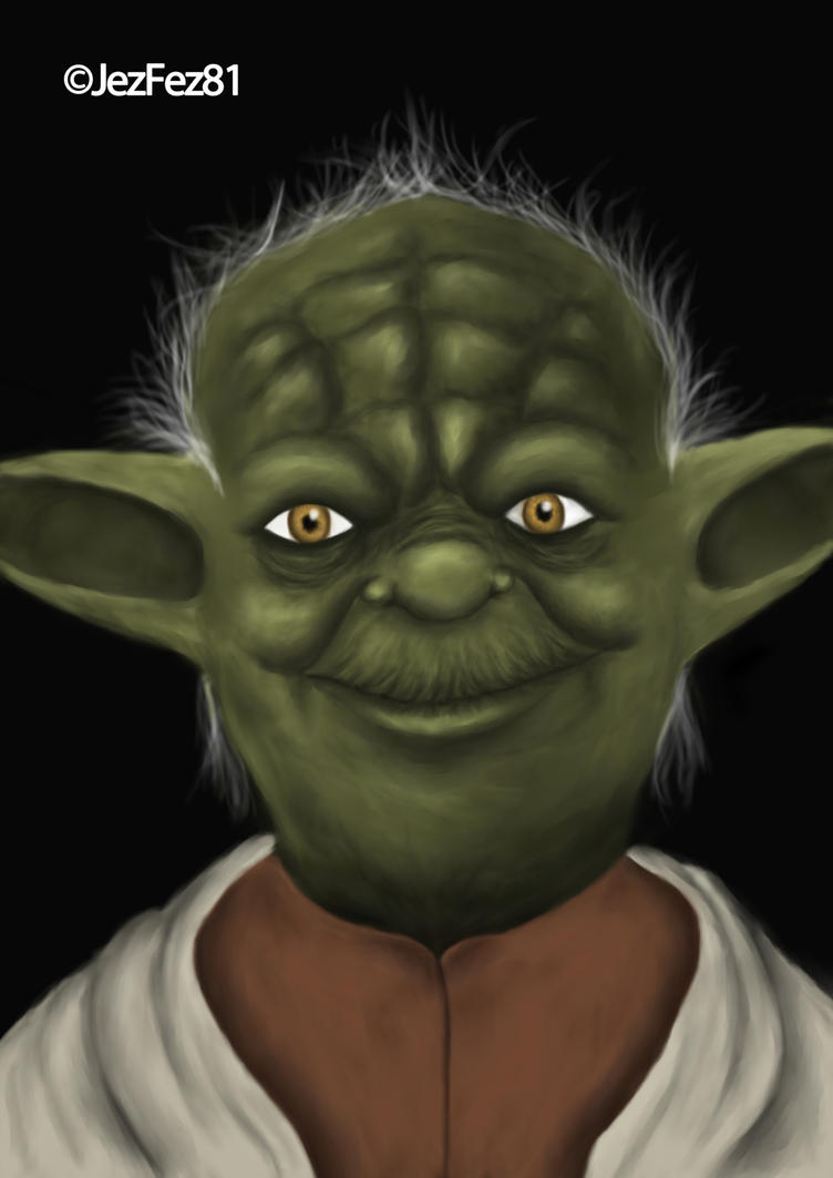 Master Yoda- Nan Yoda by Jezzy-Fezzy