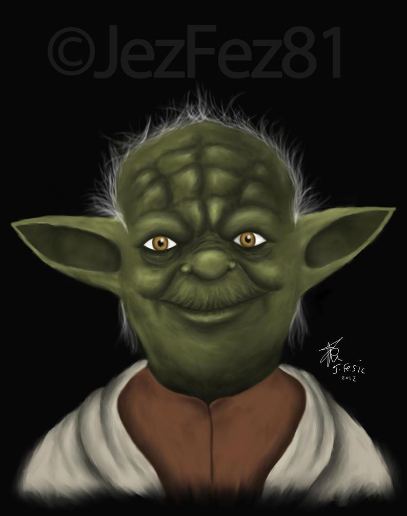 Master Yoda- Nan Yoda update by Jezzy-Fezzy