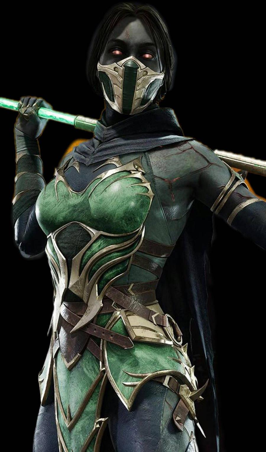 Jade Mortal Kombat 11 By Darkwatch2020 On Deviantart
