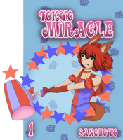 Tokyo Miracle Cover book 1 by sanchoyo