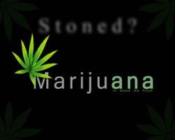 Marijuana - In weed we trust by niiXy
