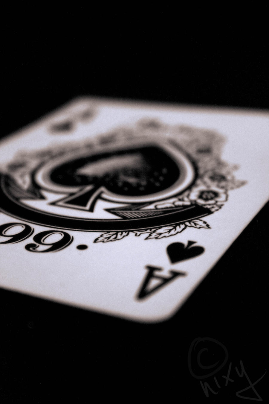 Ace of spades by niixy on deviantart ace of spades by niixy ace of spades by niixy voltagebd Images