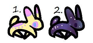 .:Adopts:. 1 point buns