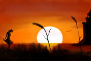 Sunset Dance - Work in Progres