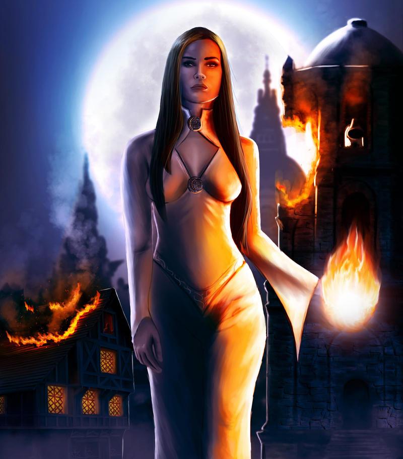 Balefire - Lanfear by endave