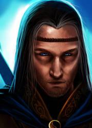 The Last Malkier - al'Lan Mandragoran by endave