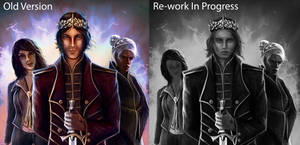 Dragon Reborn - Wheel of Time (Rework In Progress)