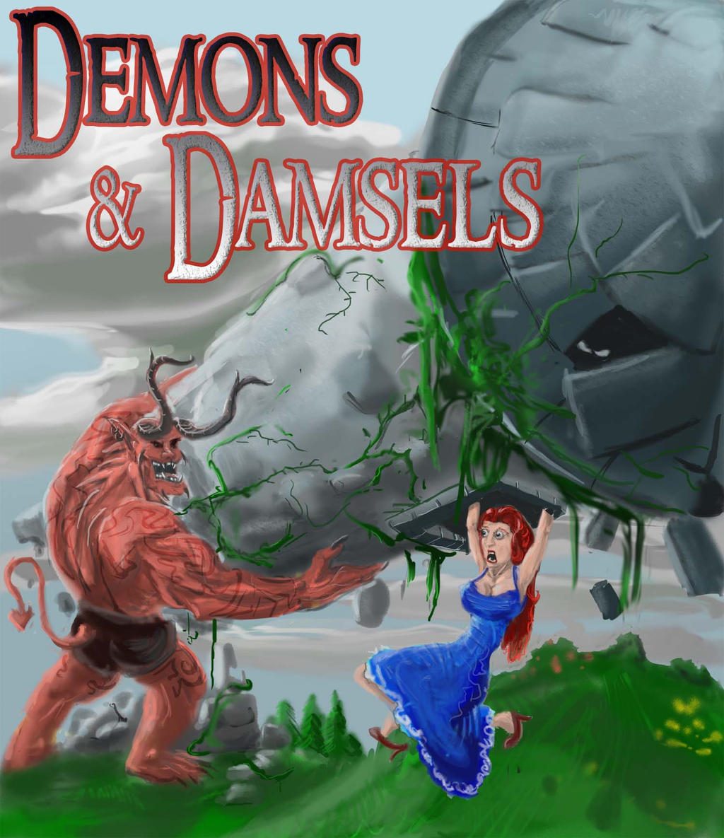 Demons and Damsels by scodo