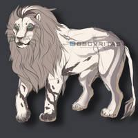 Lion Adopt (SB 1E) by obscvritas
