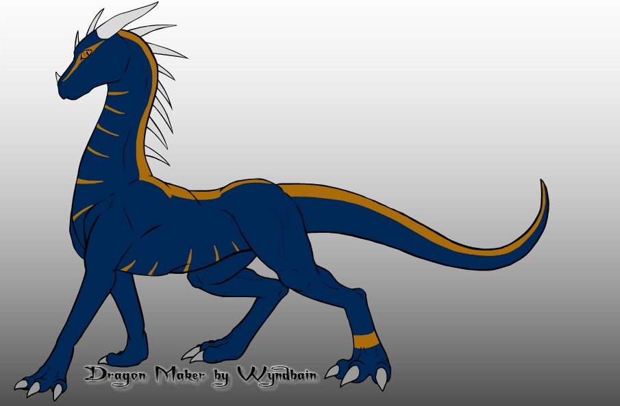 Celox v2 - Wyndbain Dragon Creator by ZincComet on DeviantArt