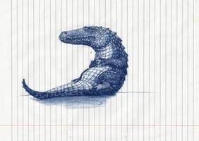 crocodile tears by agentcoleslaw