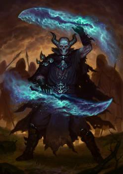 Conjured blades
