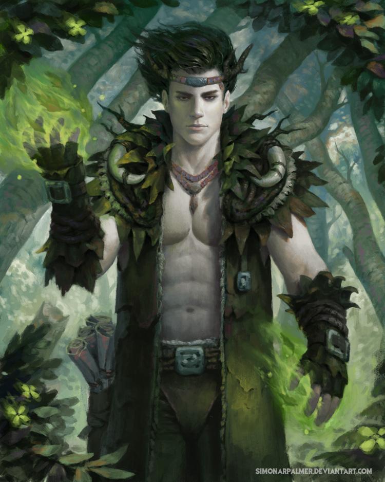 Druid by SimonARPalmer