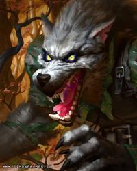 Werewolf by SimonARPalmer