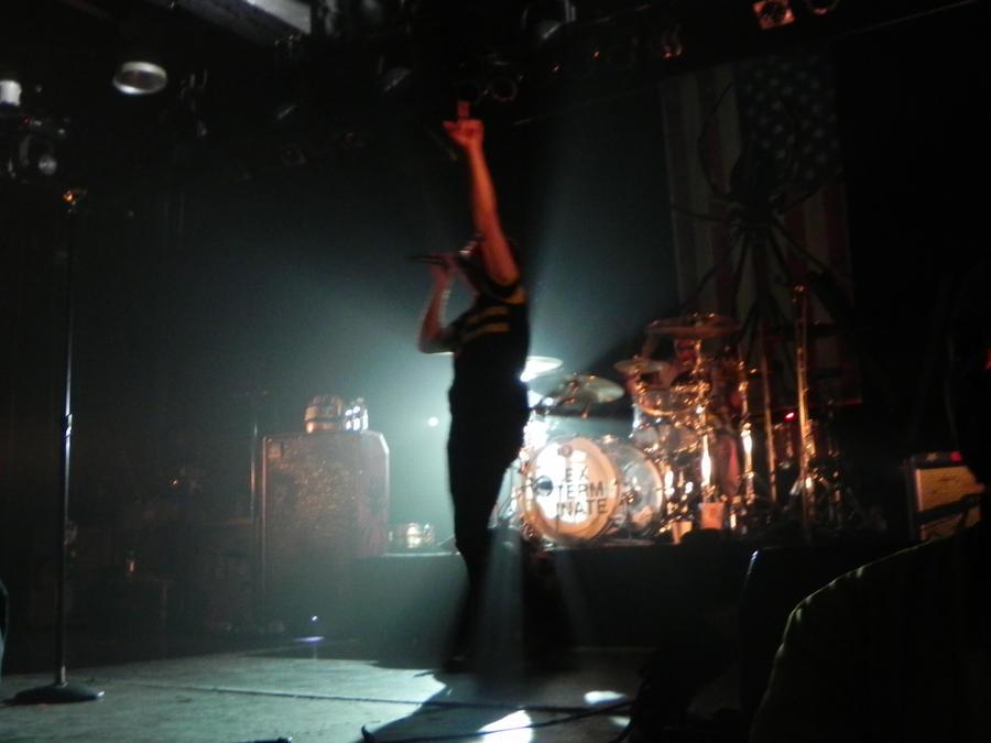 Gerard Way by MissVamped