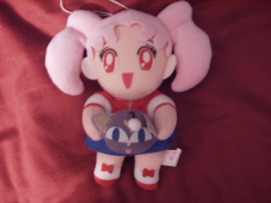 Japanese Chibi Usa Plush by KittyChanBB