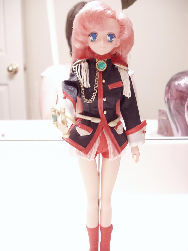 Revolutionary Girl Utena Doll by KittyChanBB