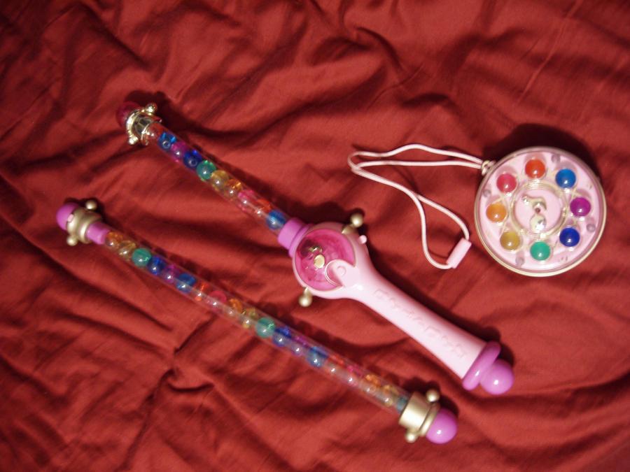 US Ojamajo Doremi toys by KittyChanBB