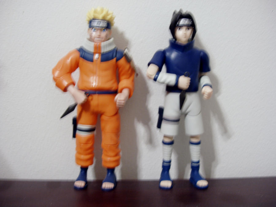 Naruto ACTION Figures by KittyChanBB on DeviantArt: kittychanbb.deviantart.com/art/Naruto-ACTION-Figures-198410410