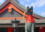 Kitsune Shrine Fox