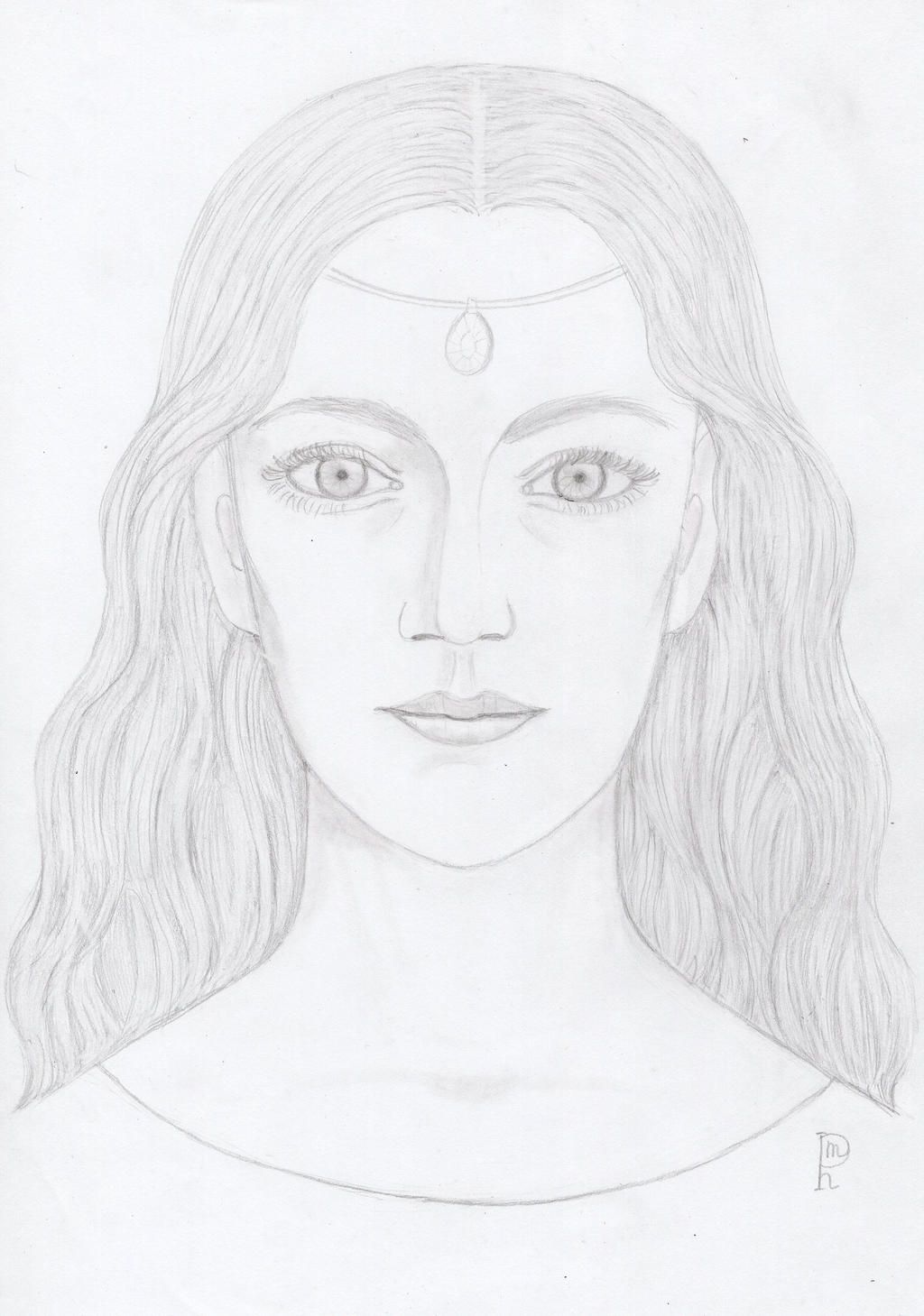 Queen Almarian of Numenor