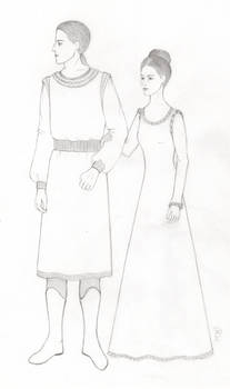 Denethor and Finduilas