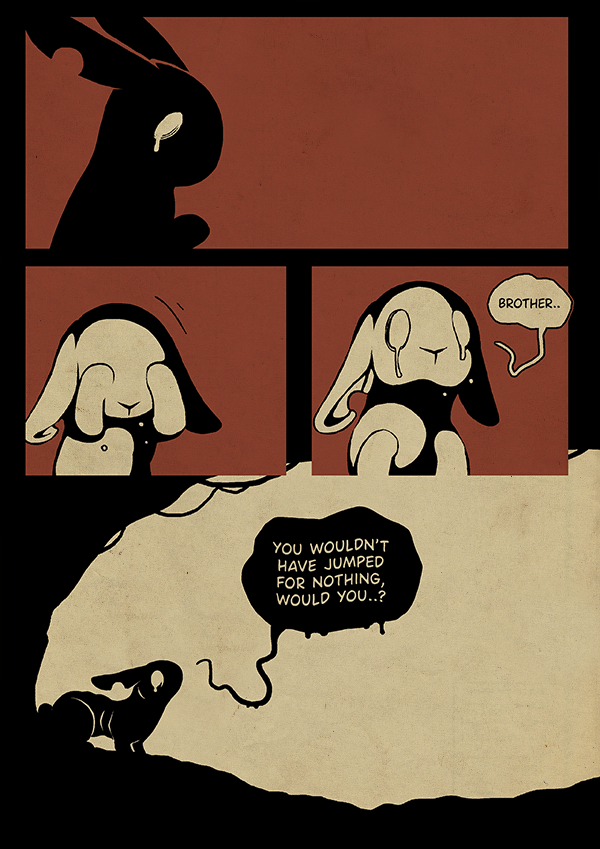 Rabbit Hole - 63 by Detrah