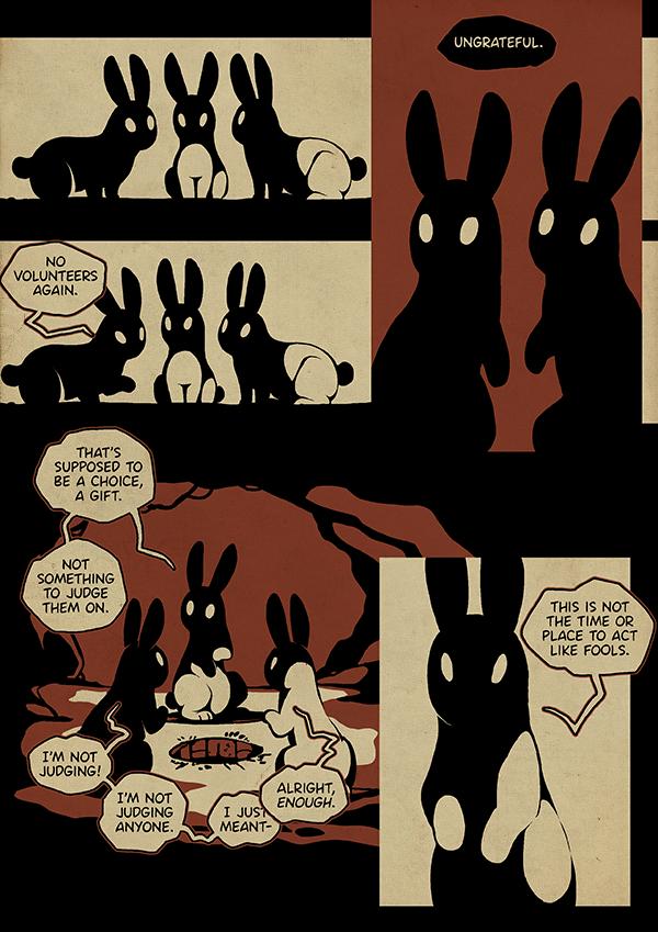 Rabbit Hole - 69 by Detrah