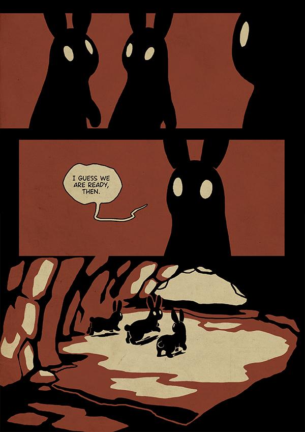 Rabbit Hole - 71 by Detrah