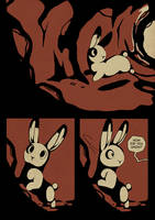 Rabbit Hole - 73 by Detrah