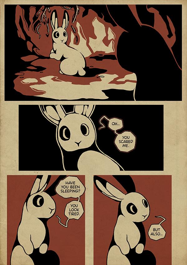 Rabbit Hole - 74 by Detrah