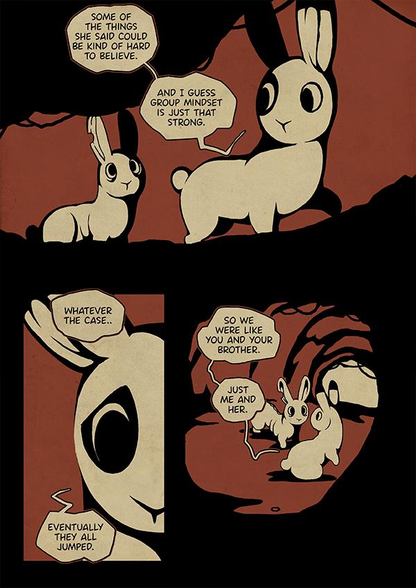 Rabbit Hole - 80 by Detrah