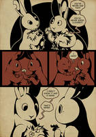 Rabbit Hole - 89 by Detrah