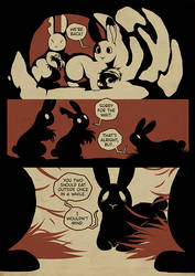 Rabbit Hole - 91 by Detrah