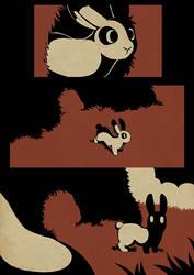 Rabbit Hole - 97 by Detrah