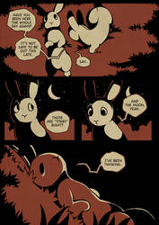 Rabbit Hole - 98 by Detrah