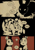 Rabbit Hole - 100 by Detrah