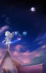 Pokemon Ultra Moon and Sun - A new adventure ? by biyavi