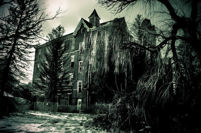 The House of Nightmares by PicklesAddie
