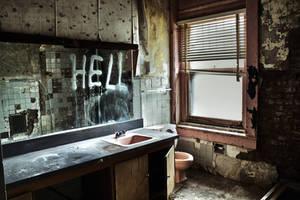 Guest Bathroom by PicklesAddie