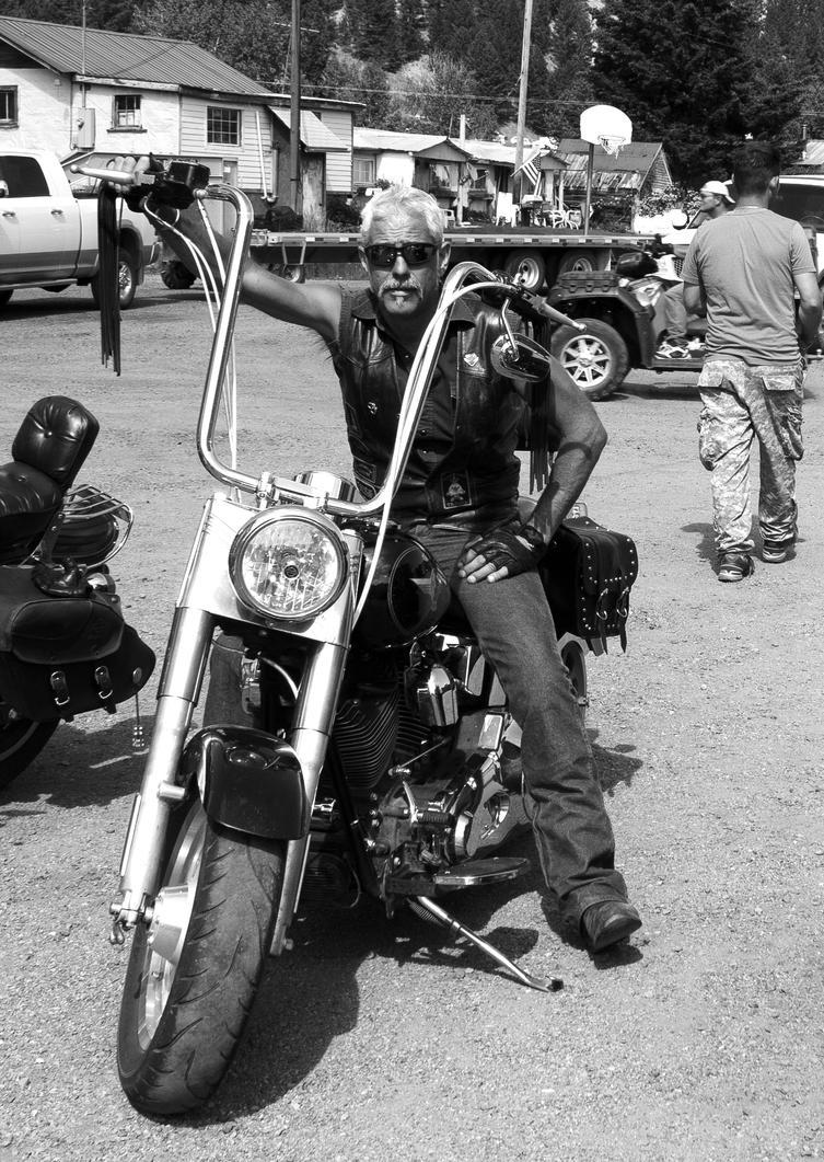 Easy, Rider by PicklesAddie