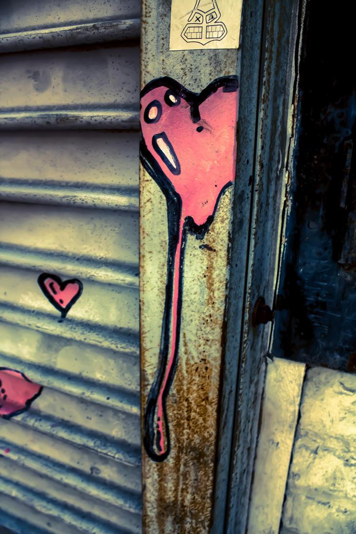 Bleeding Heart by PicklesAddie