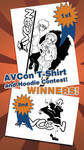 T-Shirt and Hoodie Comp Winners! by DancingWithShadows