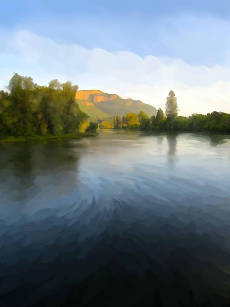 River Bend (WIP) by KankuranLupus