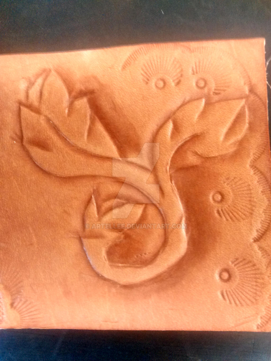 Tooling Patterns Carving Leather Work Floral Wwwgalleryneedcom