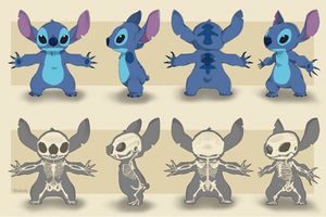 Stitch Turnaround by Shikafy