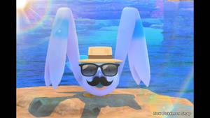 Wingull - Reef day (edit) - Holiday resort