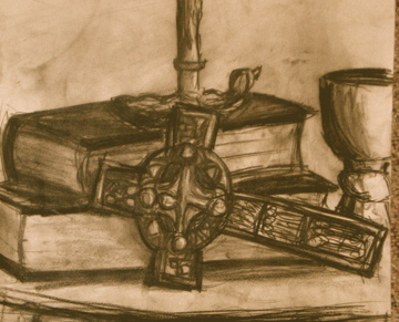 Crucifix by Thelonious23