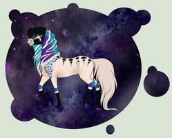 N3207 Andromeda ref [Gudial Mare] by Plants-And-Tattoos