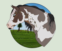 N3143 Lucky Charm [Natural Stallion] ***** by Plants-And-Tattoos